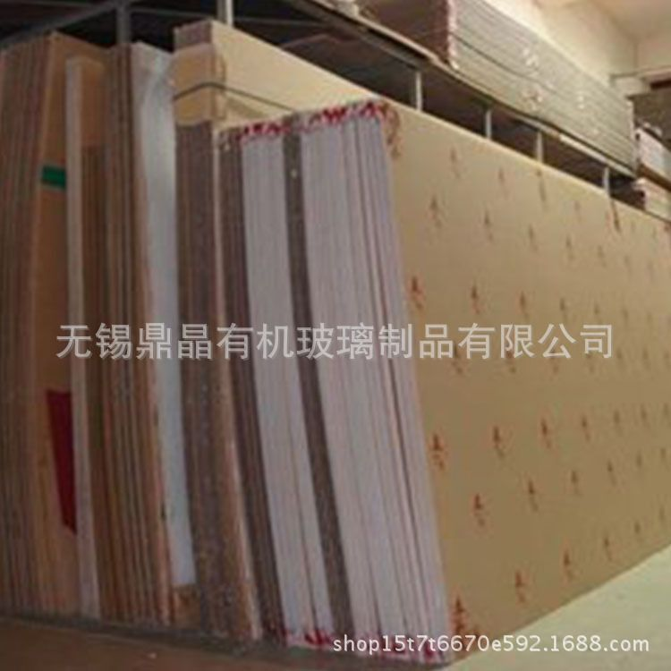 亚克力板深加工亚克力板高光切割加工光学亚克力板材生产加工