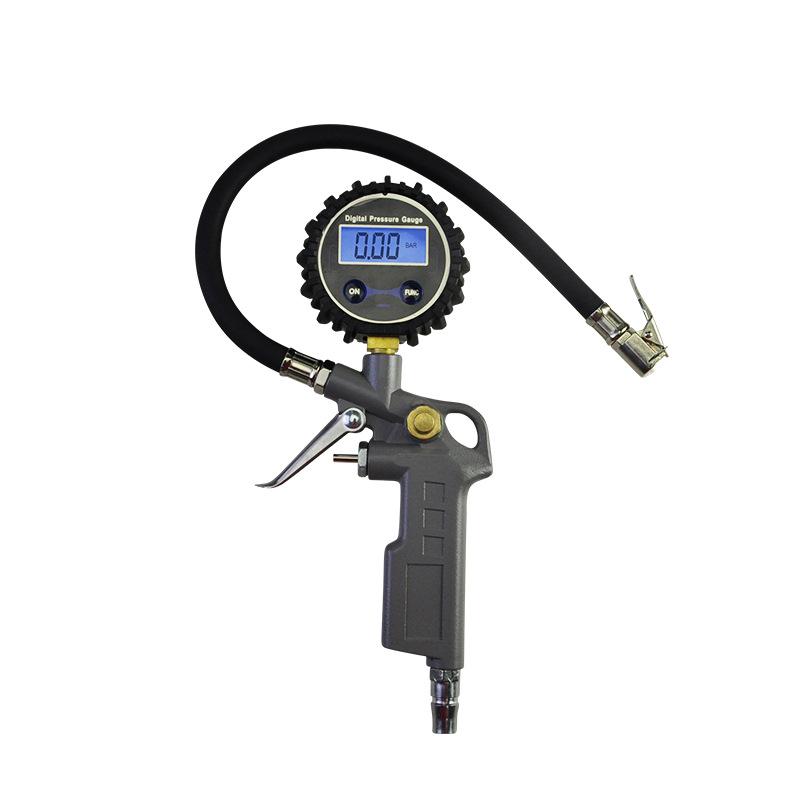 高精度指针式轮胎充气枪 气压枪 胎压枪 胎压表 厂家直销可代加工
