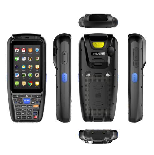 高通8核安卓7.1手持PDA 安卓手持數據采集器 手持終端