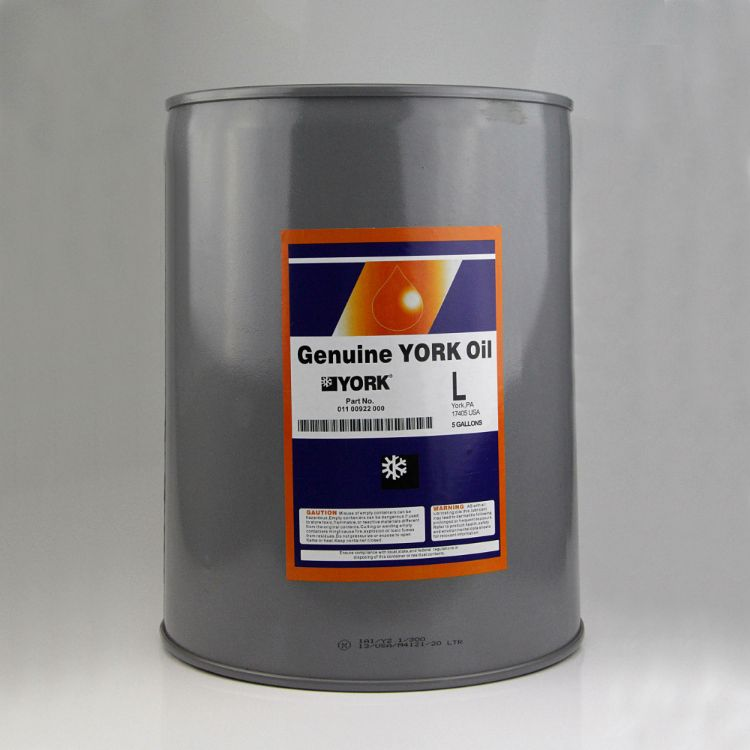 YORK约克冷冻油L油全合成高品质冷冻油约克L油YORK L油