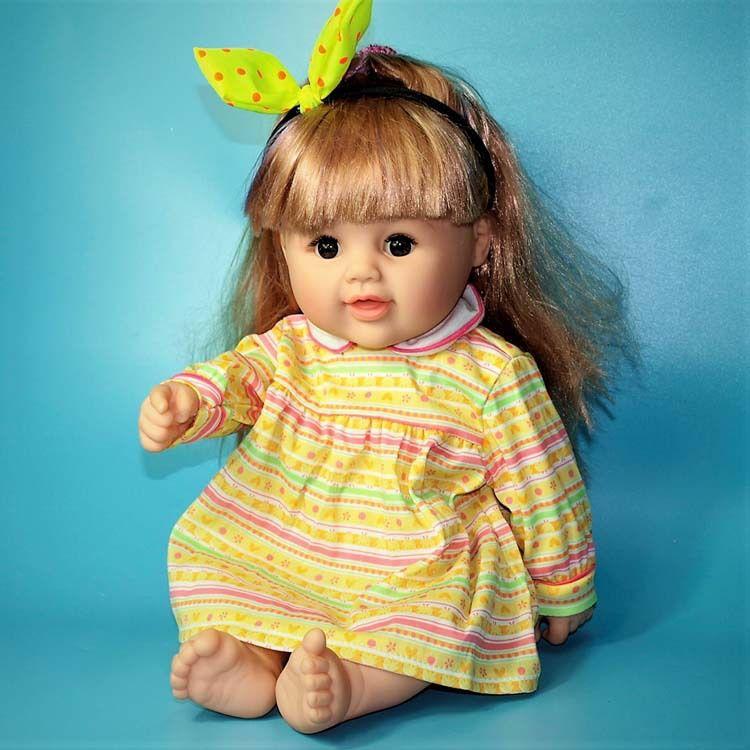 43-48厘米左右仿真娃娃奈宝尼尔茜茜公主古曼丽娃娃裙子换装衣服