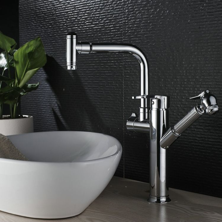 供应多用便捷水龙头 厨房卫浴洁具用品 不锈钢多功能水龙头批发