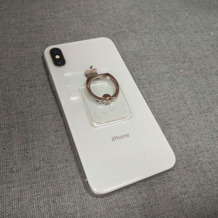 水晶指环扣手机指环支架 亚克力水晶透明指环扣懒人支架定制