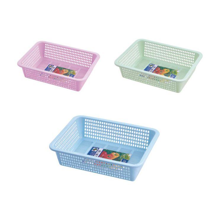 塑料特大中小号长方形沥水筐洗菜篮水果篮洗菜盆沥水盆菜筐网盆网