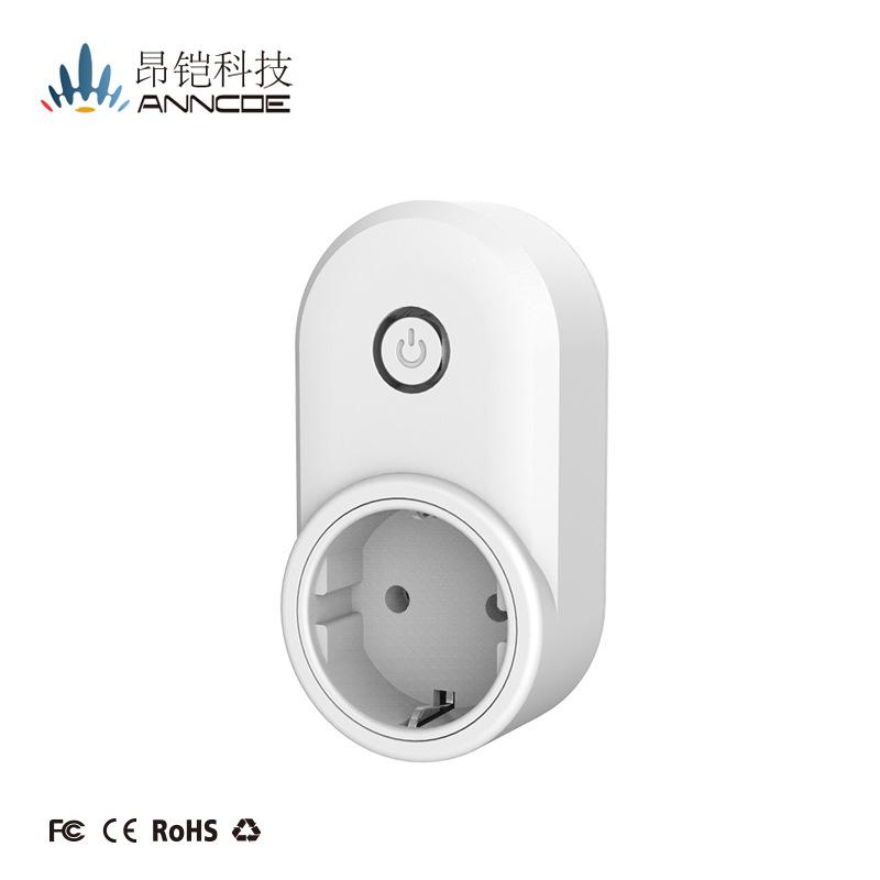 plug wifi socket APP and Alexa voice remote control