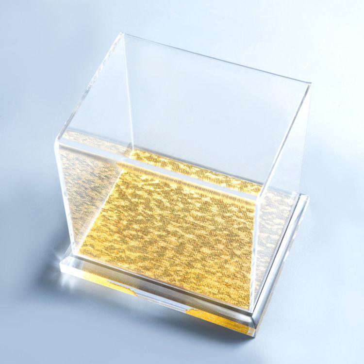 亚克力制品厂家供应模型展示盒 亚克力透明罩定制 有机玻璃盒子