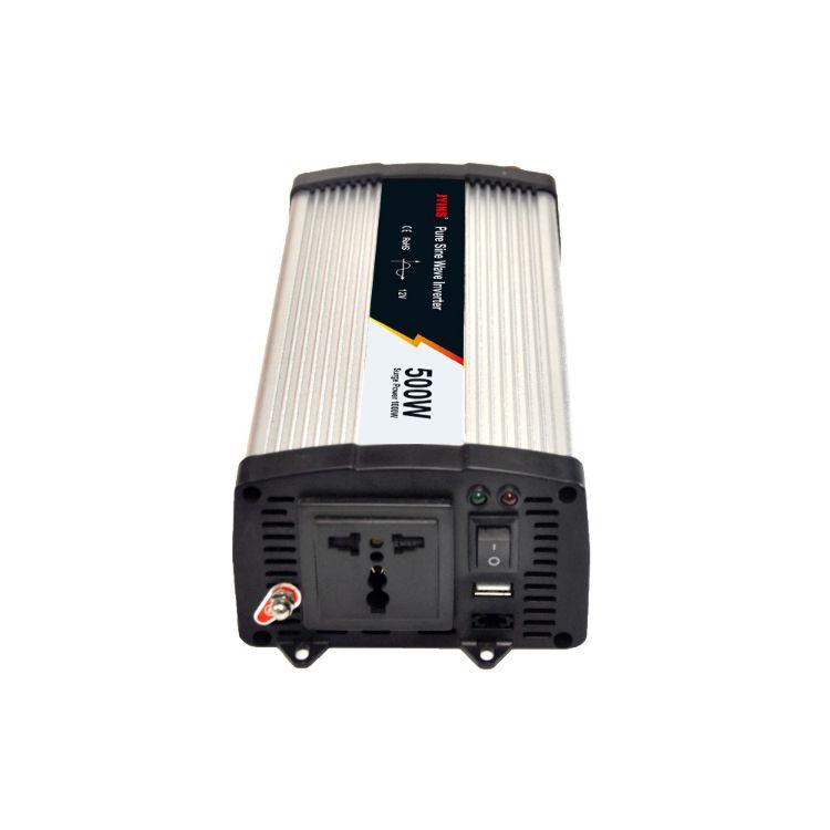 家用修正波逆变器500W 12V24V转220V 车载逆变器 太阳能逆变器