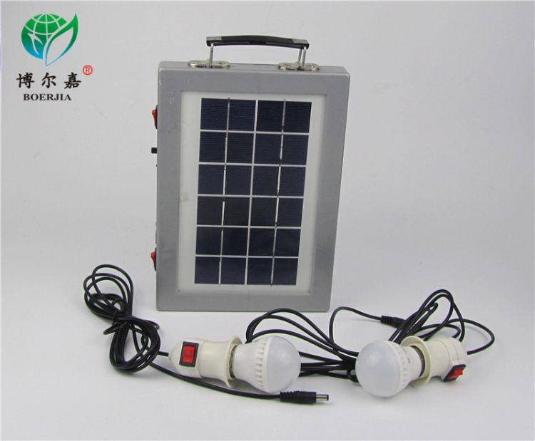 BEJ-3305 太阳能系统 户外 便携式系统 发电系统 金属发电系统