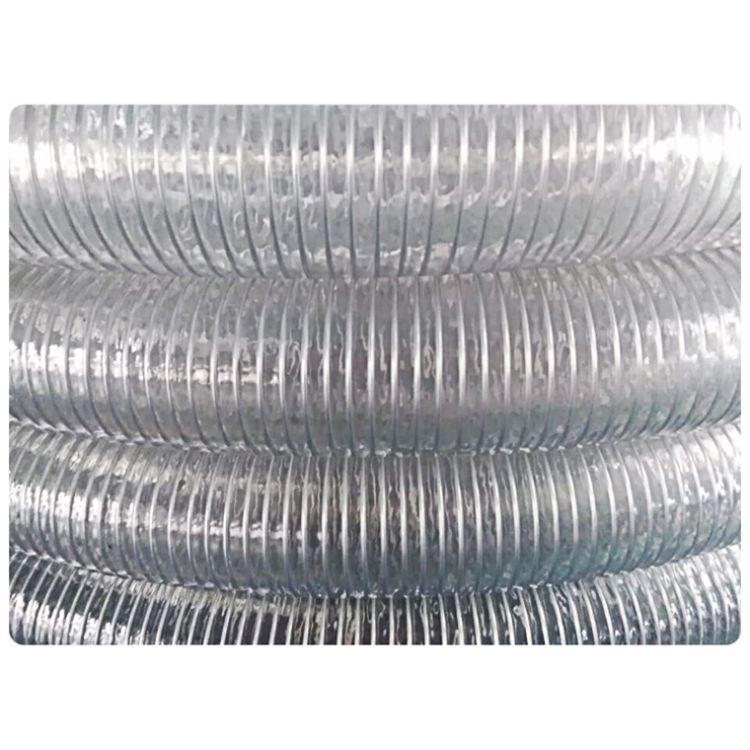 透明钢丝管 高压钢丝管 pvc钢丝管 pvc软管