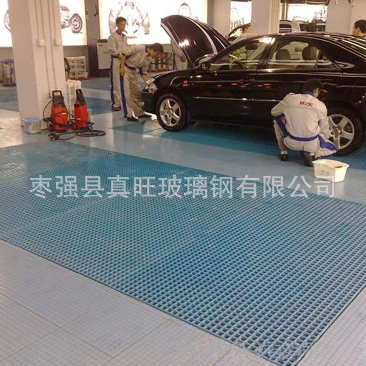 大量生产 高品质玻璃钢格栅  玻璃钢排水沟格栅