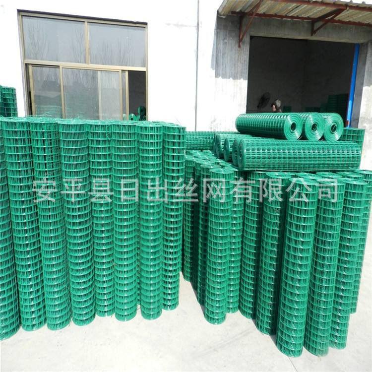 厂家热销浸塑电焊网 排焊电焊网 涂塑电焊网 耐腐蚀易操作