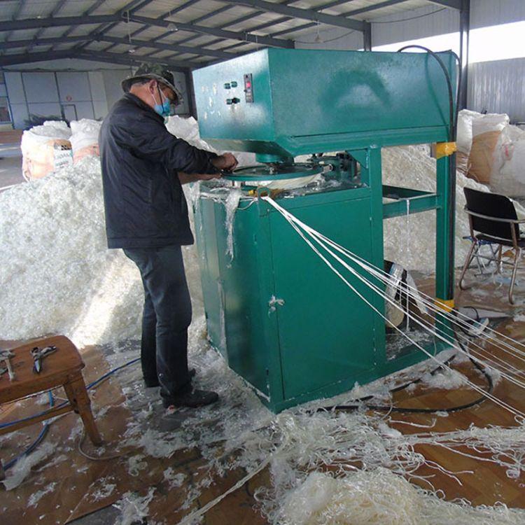 供应商直销聚酯纤维 沥青路面增强防裂增韧耐温工程纤维