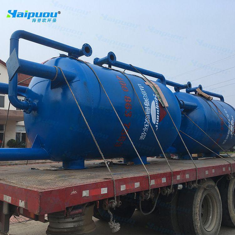 找海普欧生产专业生产景区生活废水处理设备 排放达标行业领跑者