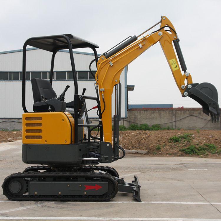 YL20型无尾小型挖掘机 迷你挖掘机 液压微型挖掘机 欢迎咨询订购