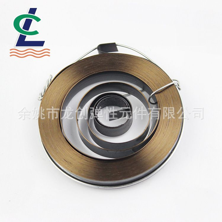 供应卷弹簧 平面涡卷发条弹簧 高品质发条弹簧 发条弹簧涡卷弹簧