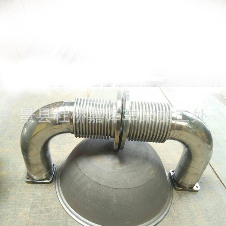 金属补偿器厂家  复式轴向型 dh300耐高温高压补偿器 补偿器 批发