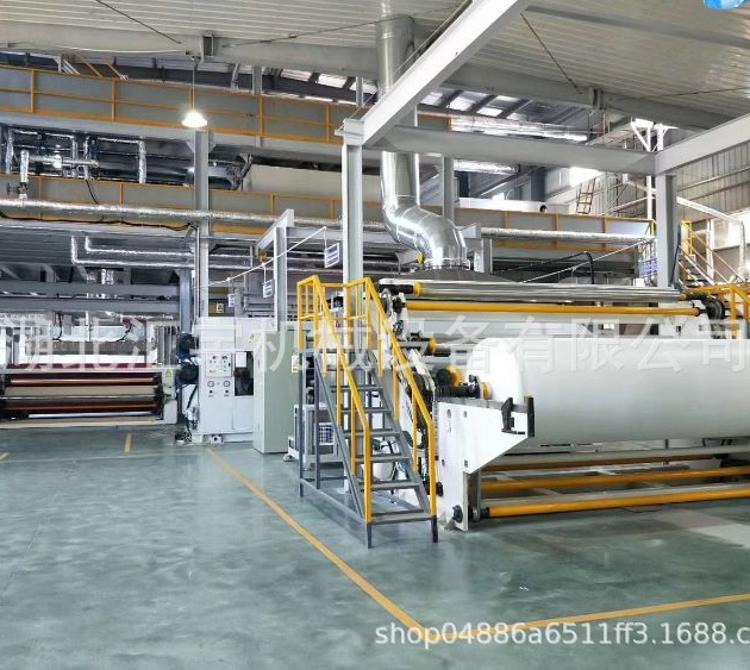 PP纺熔3.2米SMMS无纺布生产线