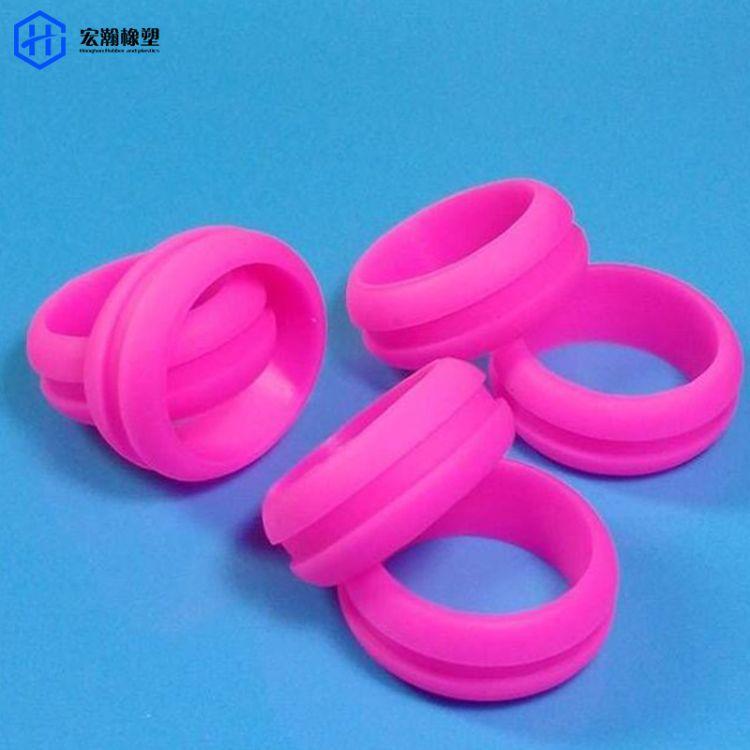 高端防滑橡胶圈 高密度防腐橡胶密封圈加工 工业机械配件橡胶制品