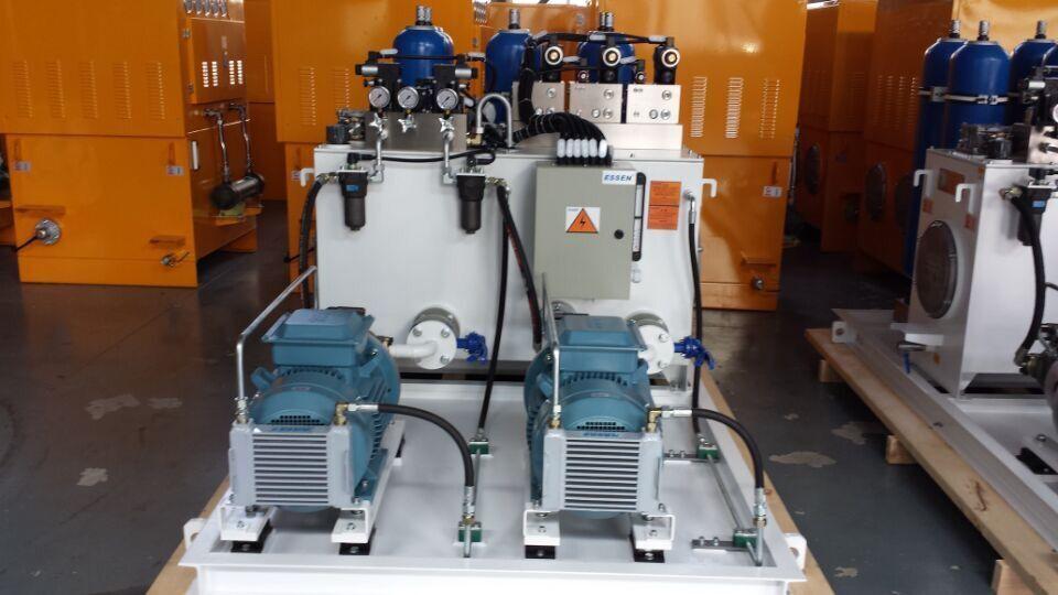 专业设计定做液压成套系统 液压油缸 液压动力单元 上海液压系统