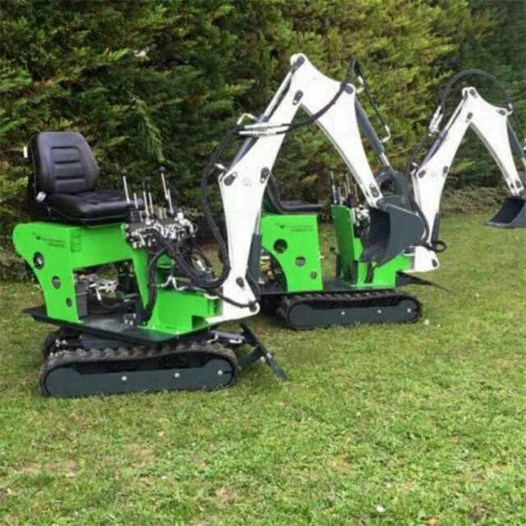 厂家直销 园林专用小型座驾挖掘机 微型柴油挖土机 挖掘机厂家