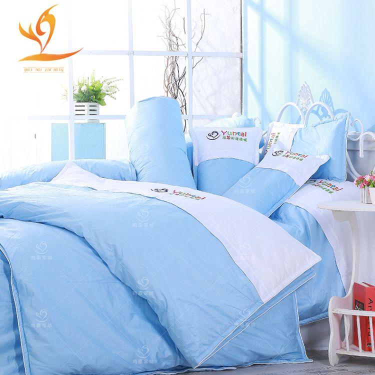 【新品上市】纯棉舒适儿童被褥六件套 幼儿园儿童专用床上用品