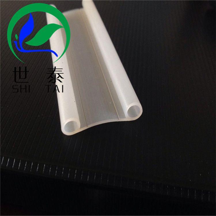 硅胶耐高温密封胶条 硅橡胶制品密封条 密封件