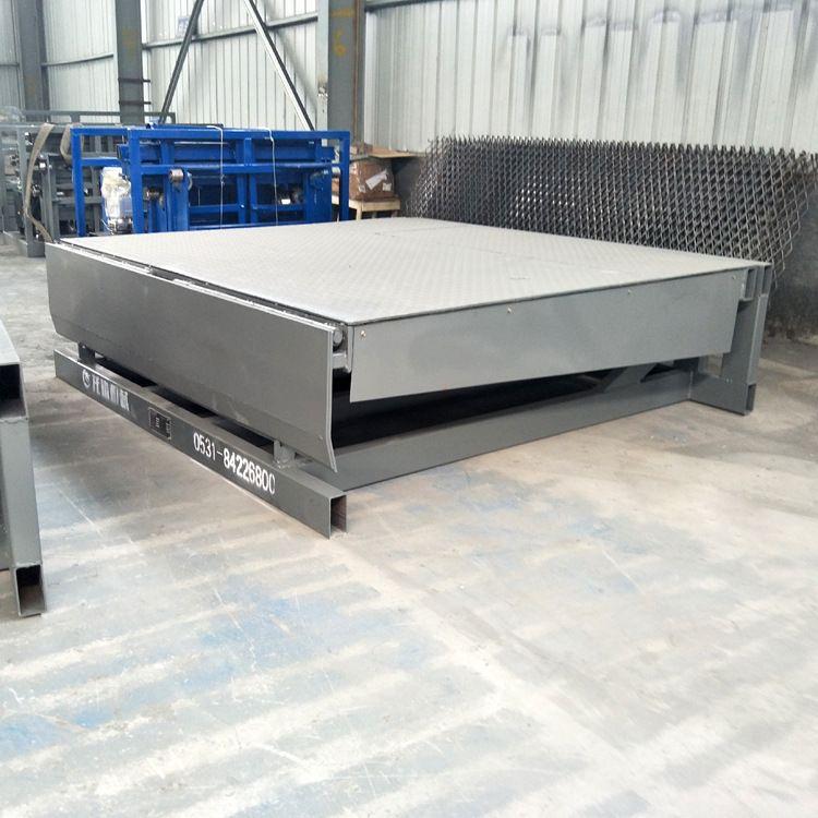 厂家直销固定式登车桥 固定移动式液压登车桥