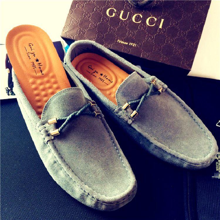 男士豆豆鞋真皮乳胶鞋垫薄款除臭牛皮透气按摩鞋垫工厂可定制商标