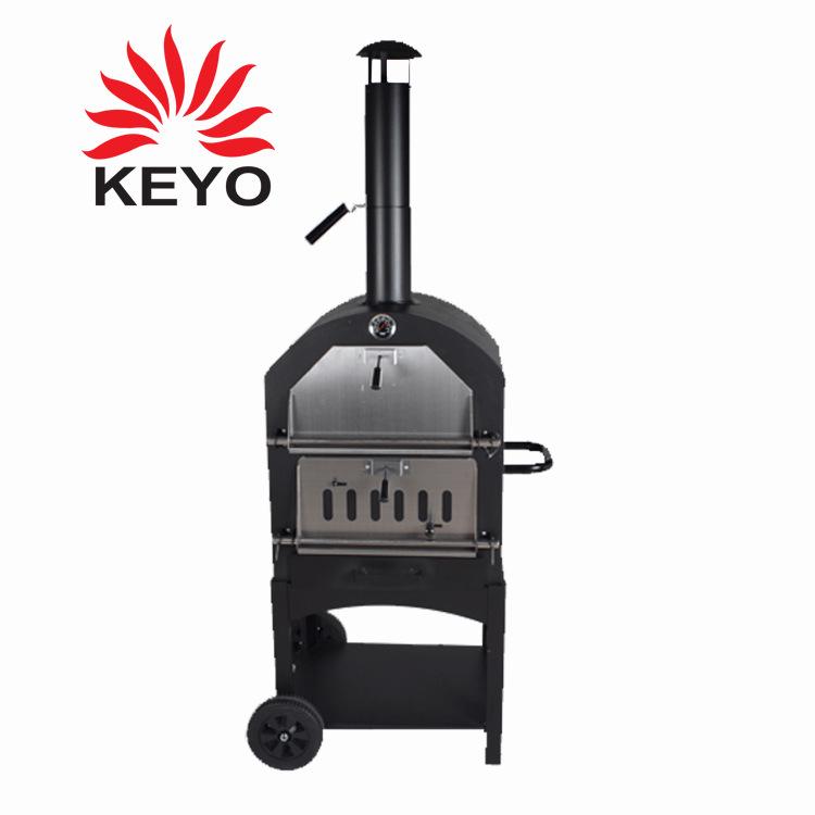 KY2526烤肉串烧烤架|野营户外便携式折叠烧烤炉炭烤炉