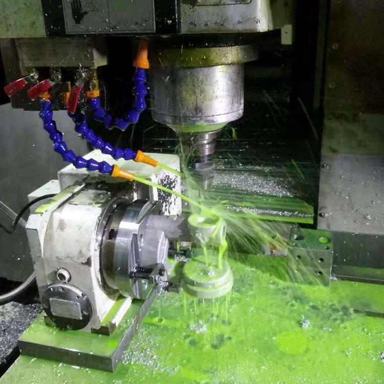 机械配件四轴加工 精密机械零件五轴对外加工 铝件CNC车铣加工