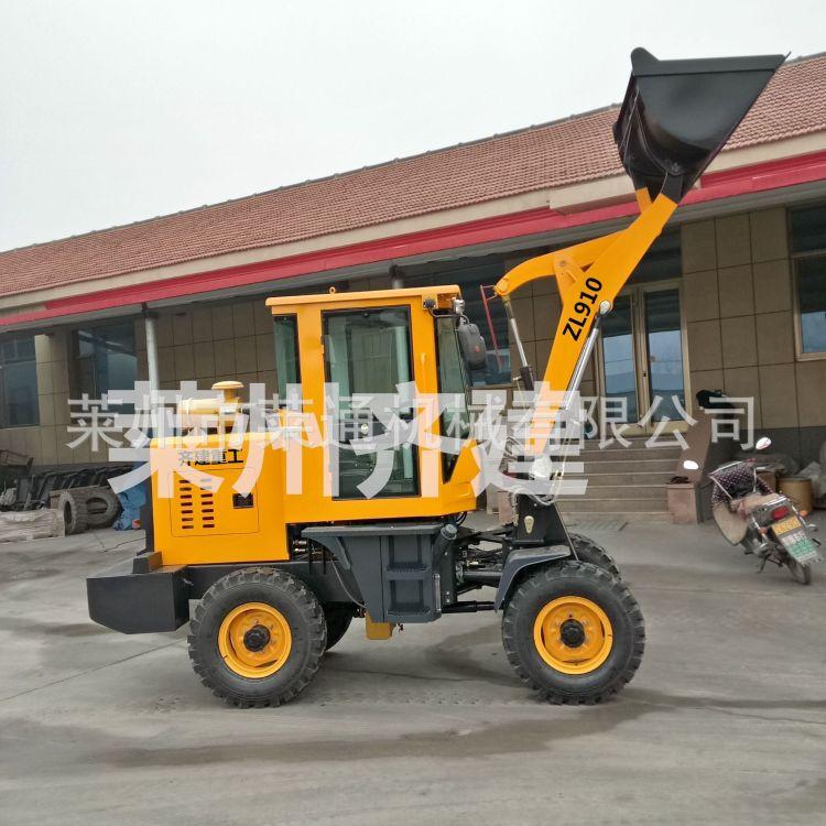 常佳直销小型装载机 建筑用装载机 工程装载机 铲车ZL910