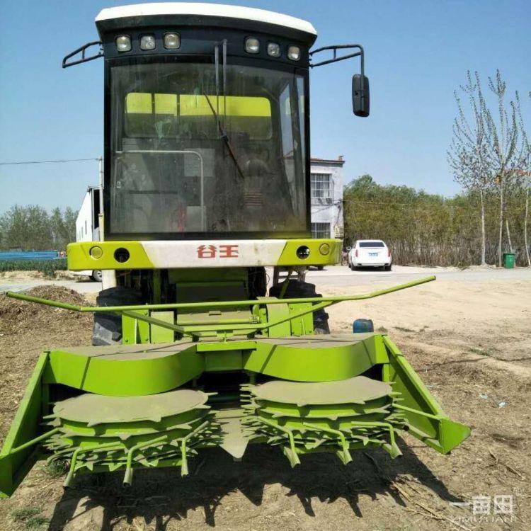 河北青储机 牛羊牧草青贮技术加工大中小型秸秆青储机 牧草收割机