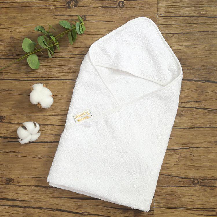 跨境专供婴儿抱被纯棉欧盟标准可检测新生儿包巾外貌尾单售完为止