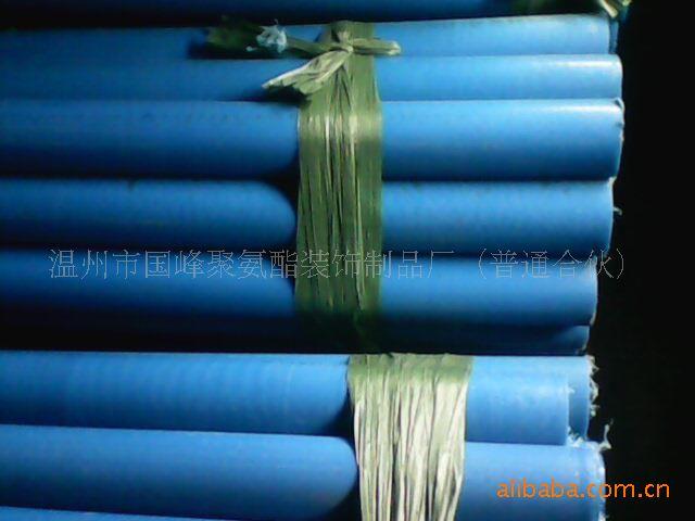 厂家直销蓝 本色尼龙棒 绿尼龙棒 塑料棒材  价格公道