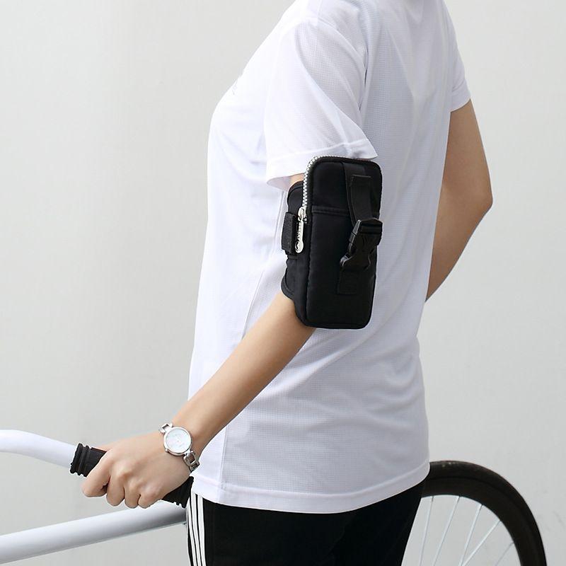 美伊恋品牌手臂包户外运动休闲手机包批发代理加工定制