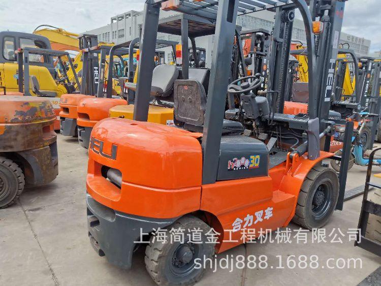 二手叉车:燃油叉车,合力3吨叉车,杭州电动叉车,集装箱叉车