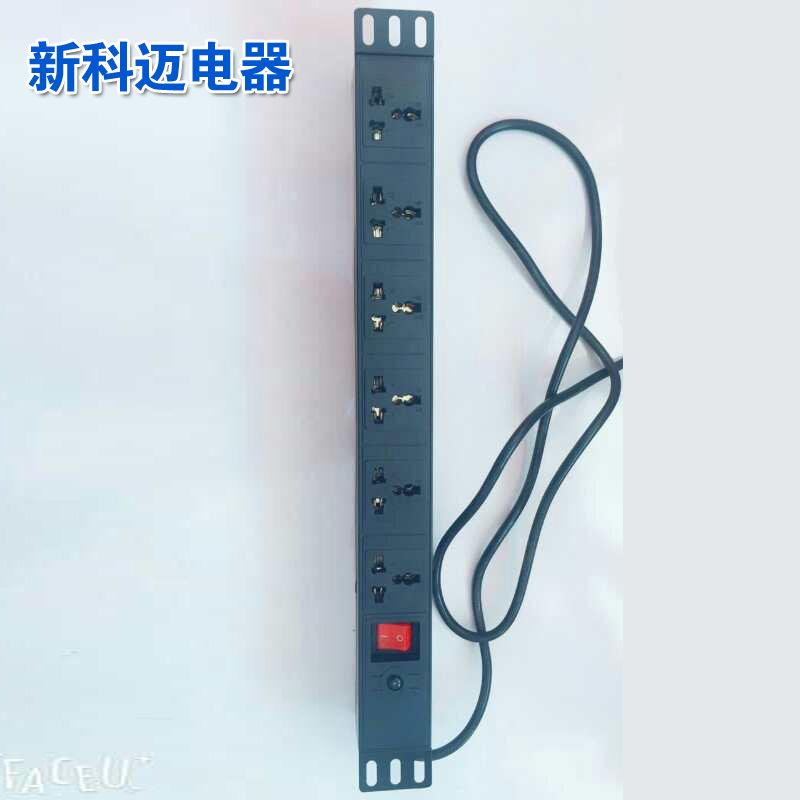 万能插排 电源插排 机柜插排组合式万能插排