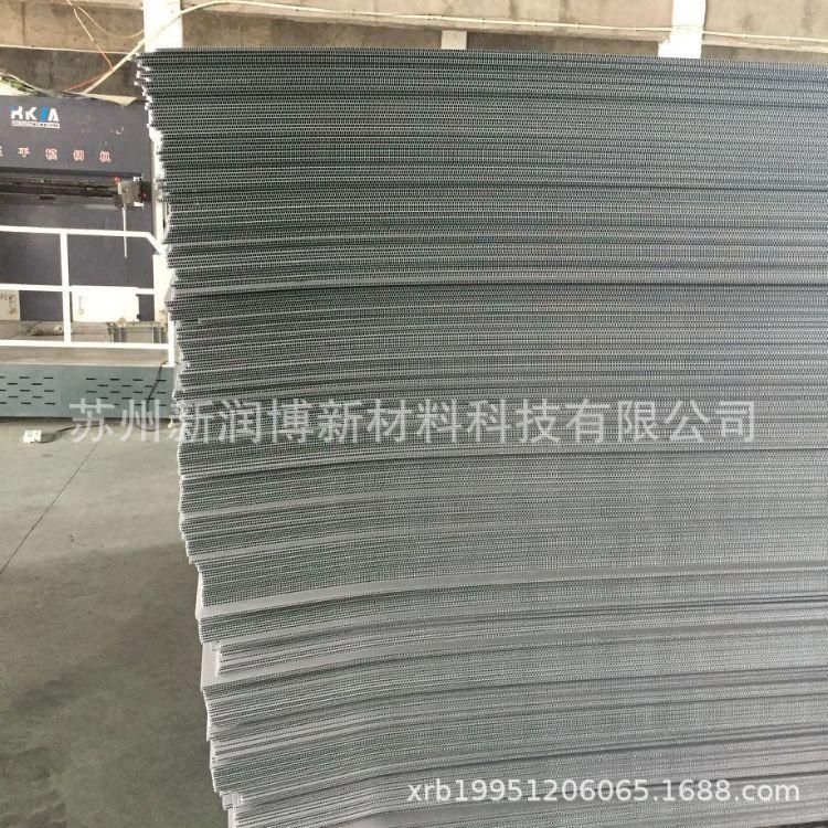 防静电中空隔板 定做各大尺寸新料PP瓦楞板 玻璃瓶厂中空垫板厂家