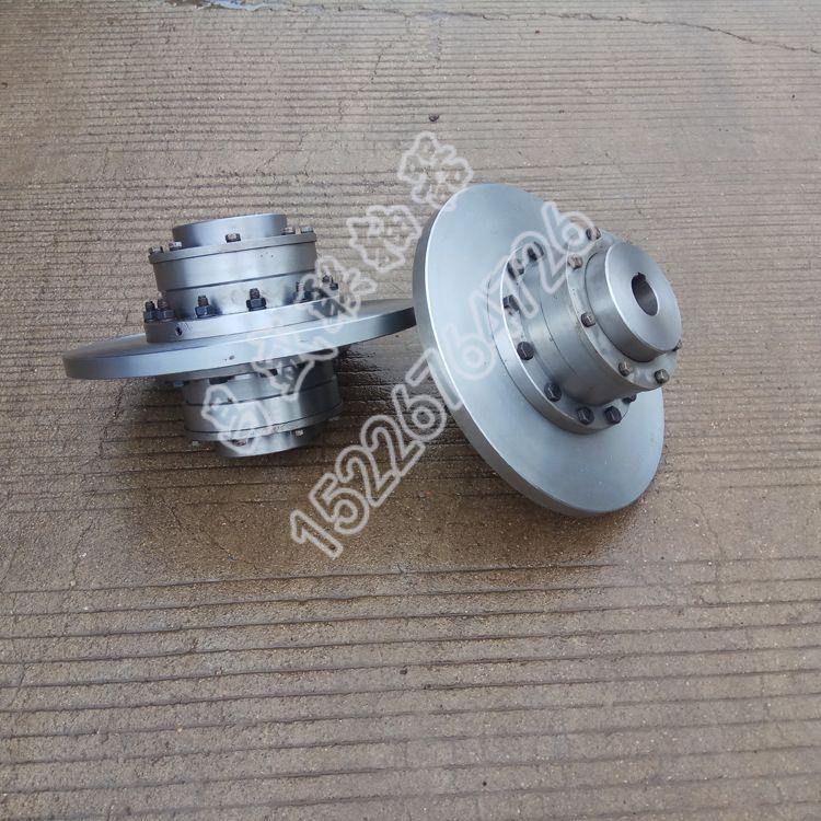 昌盛WGP型接中间盘鼓形齿式联轴器,中间盘齿式联轴器,齿式联轴器