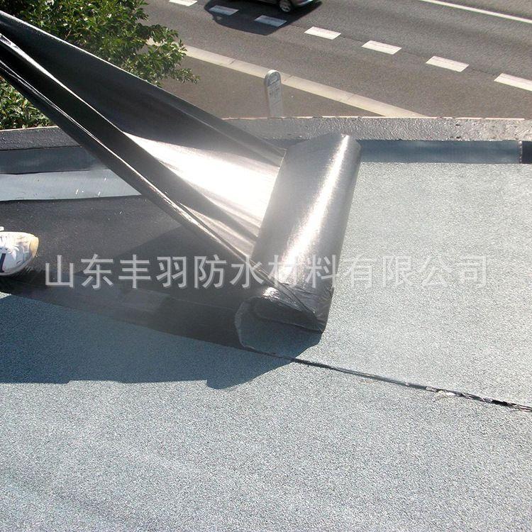 厂家批发自粘聚合物改性沥青防水卷材 自粘防水卷材 高分子防水卷