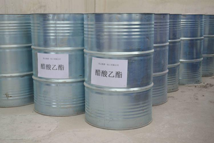 无色澄清液体有芳香气味易挥发醋酸乙酯  99.9%纯品乙酸乙酯