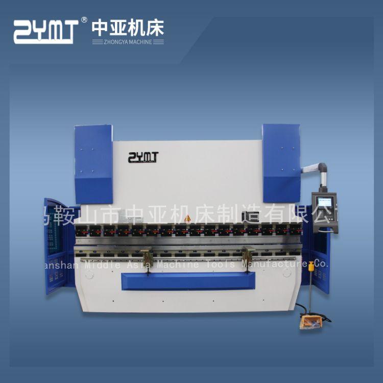 ZYB系列电液伺服数控折弯机 100T3200 DA52折弯机   厂家直销