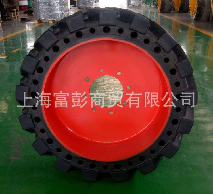 山猫滑移装载机实心胎31x6x1030*10-16 (10-16.5)