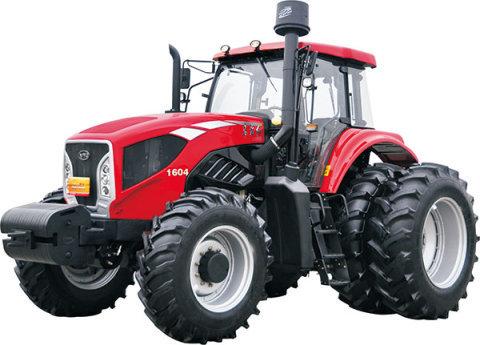 供应农用四轮四驱拖拉机家用商用大马力拖拉机四驱拖拉机支持加工