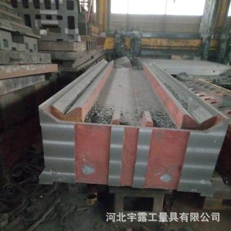 HT250机床床身 定做加工铸铁大型机床铸件厂家现货