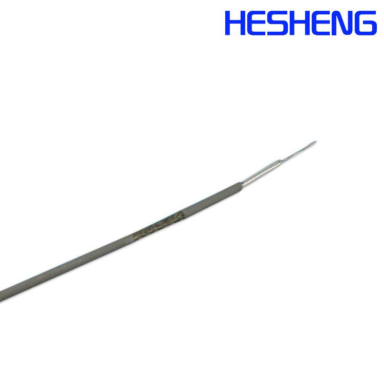 射频线缆同轴线RF1.37F 双锡单银双银 极细同轴线电缆射频线高温