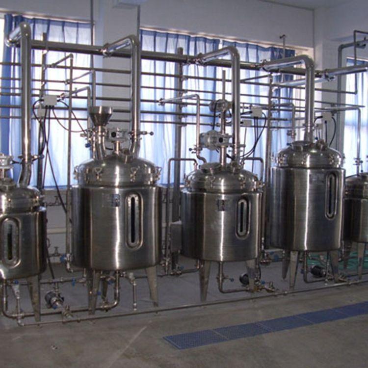自酿啤酒设备 全新小型微型啤酒酿造机 精酿啤酒设备酿造机 厂家