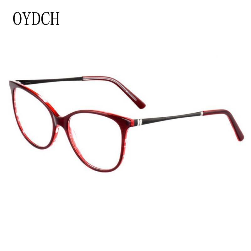 經典時尚高端女士眼鏡框高檔板材配金屬鑲鉆近視眼鏡架光學眼鏡