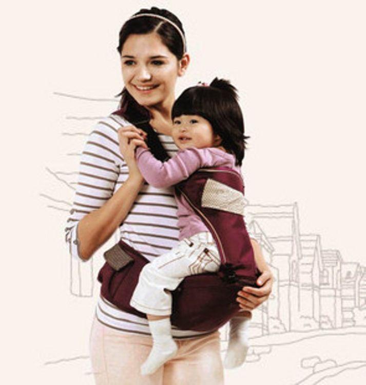 工厂订做婴儿腰凳背带多功能时尚宝宝抱婴腰带母婴出行抱带1005