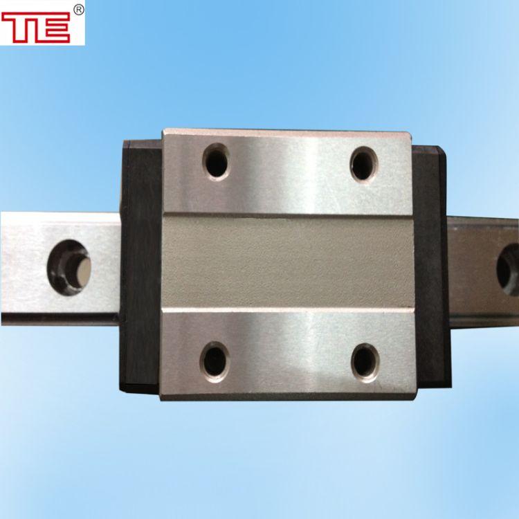 高精度TE轴承钢导轨滑块线性滑轨滑块传动直线导轨厂家批发